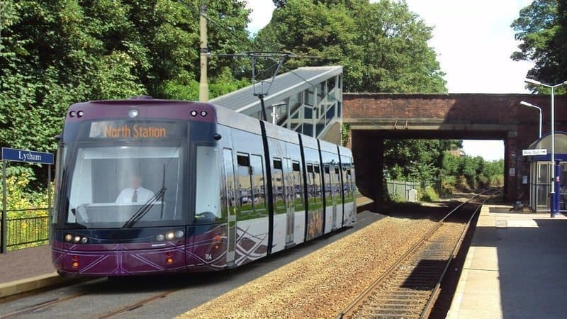 Lytham locals start petition for tram links to their town