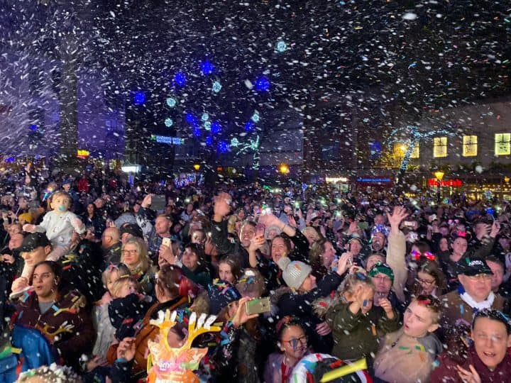Preston's 2020 Christmas light switch on is going ahead… virtually! Lytham have decided to do the same!