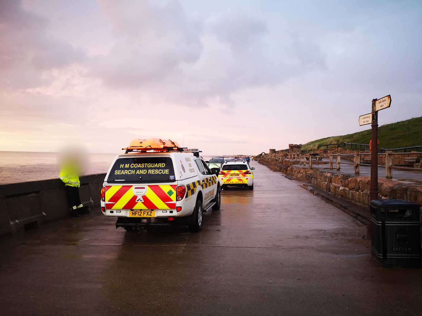 HM Coastguard Lytham called out for the THIRD TIME today!