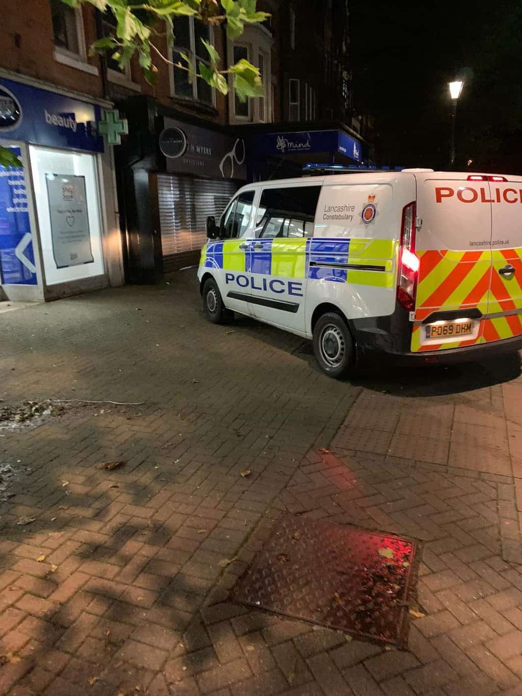 Lytham's Boots has late night break in, Police investigation ongoing