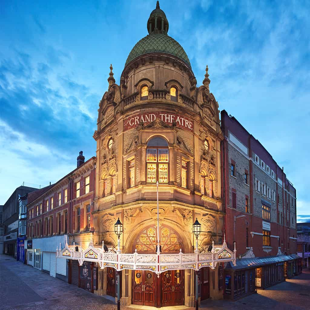 Donate to the Blackpool Theatre recovery fund to recover one of Blackpool's most historic and iconic attractions