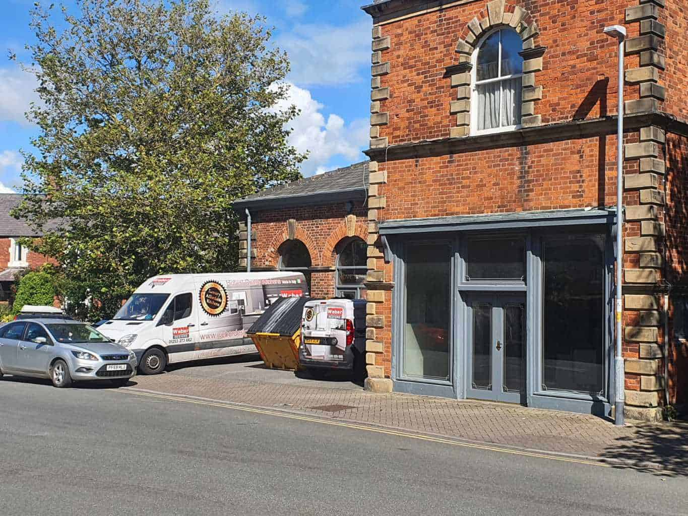 New business coming to Lytham is set to open in the historic Lytham Market Hall