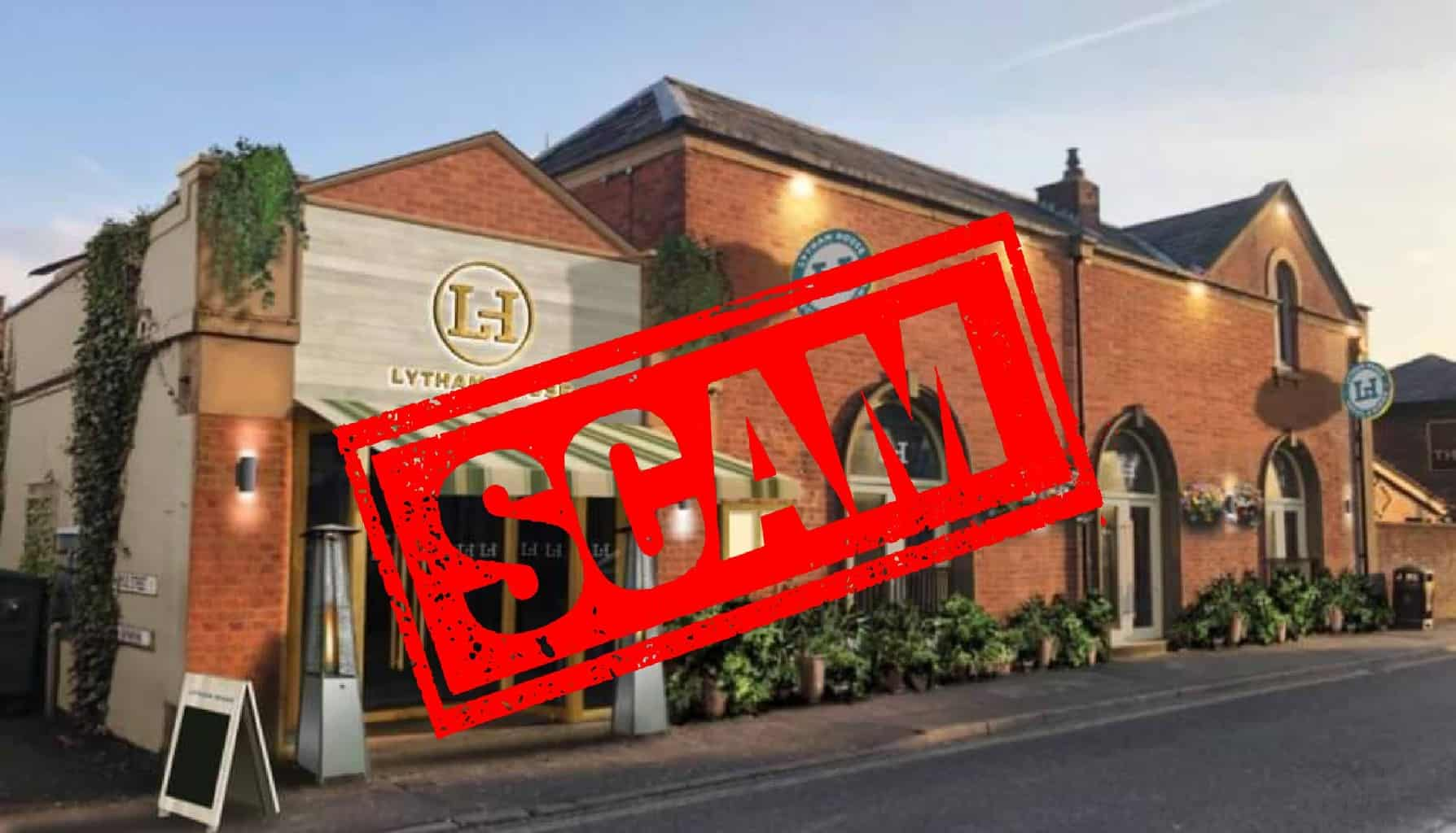 SCAM ALERT: Facebook scammers pose as new restaurant, Lytham House