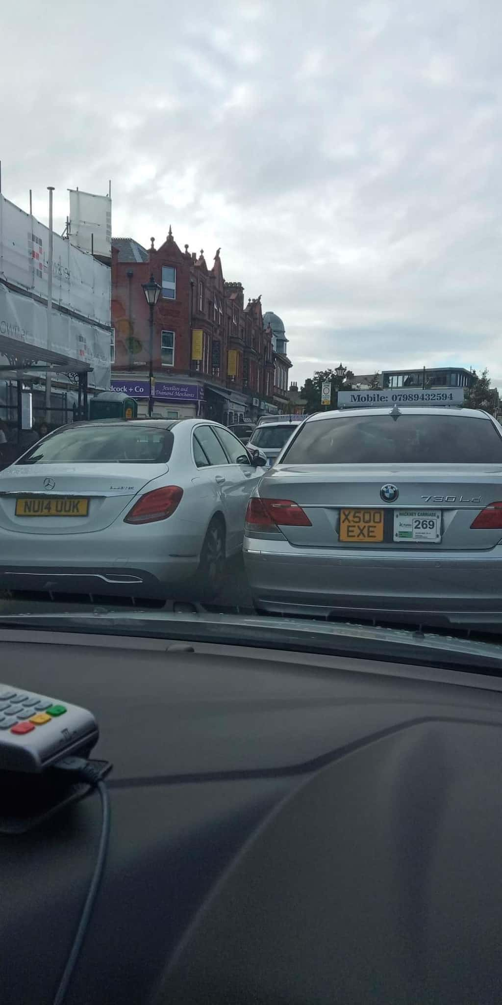 Selfish Parking Causing Misery for Cabbies in Lytham