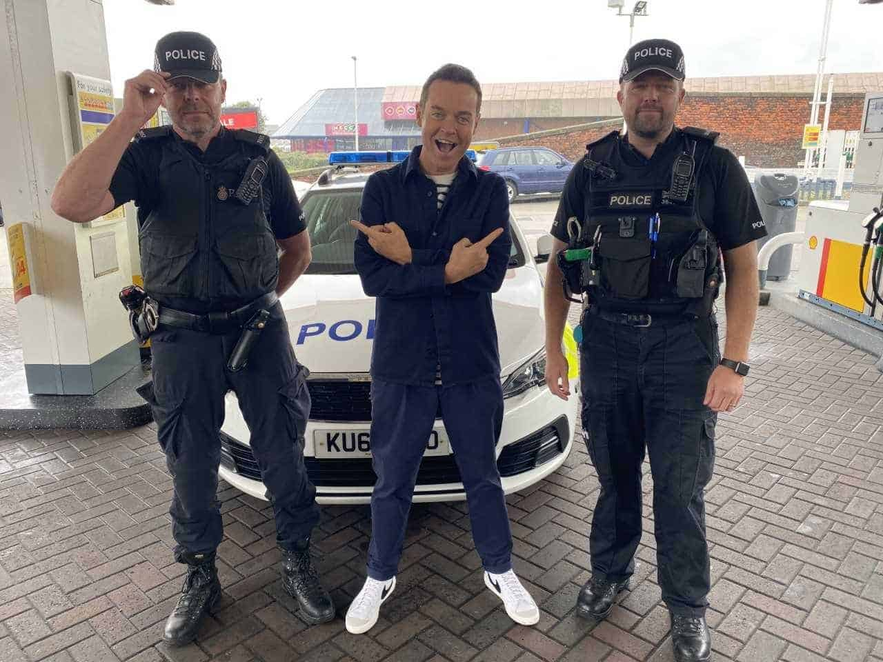 Blackpool Police to appear in ITV's 'In For A Penny' TV Show!