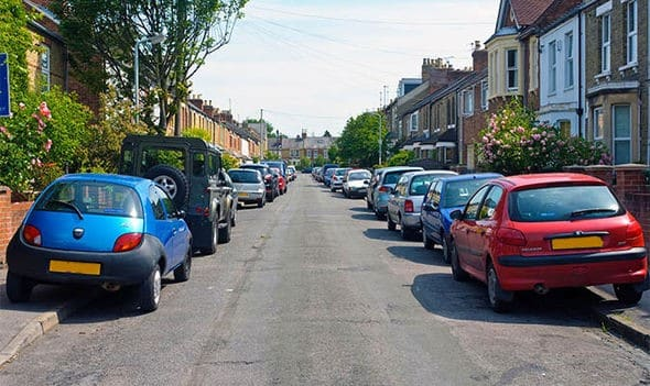 Will Pavement Parking Be Banned In Lytham St.Anne's?
