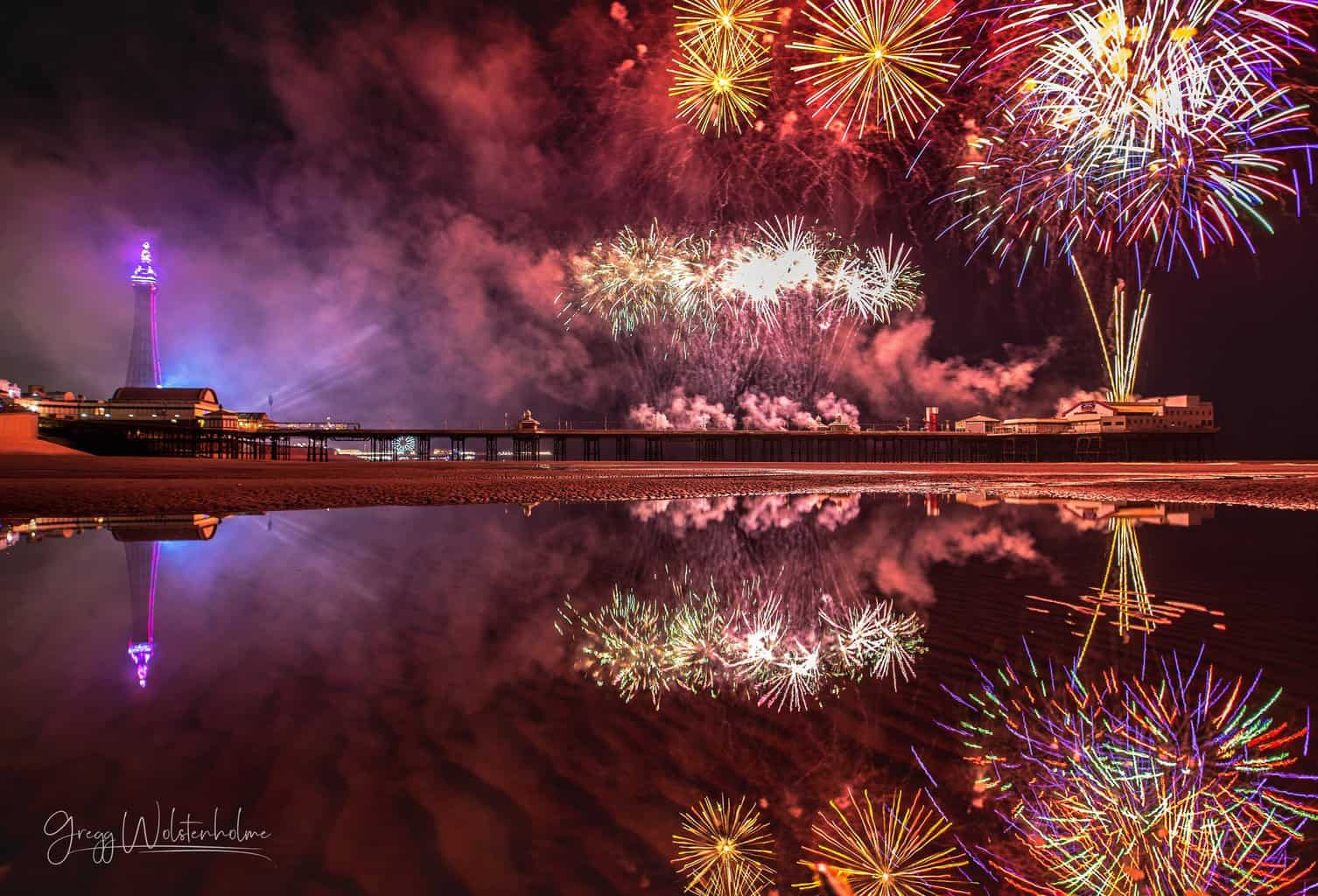 Annual Fireworks Championship CANCELLED due to Coronavirus Fears