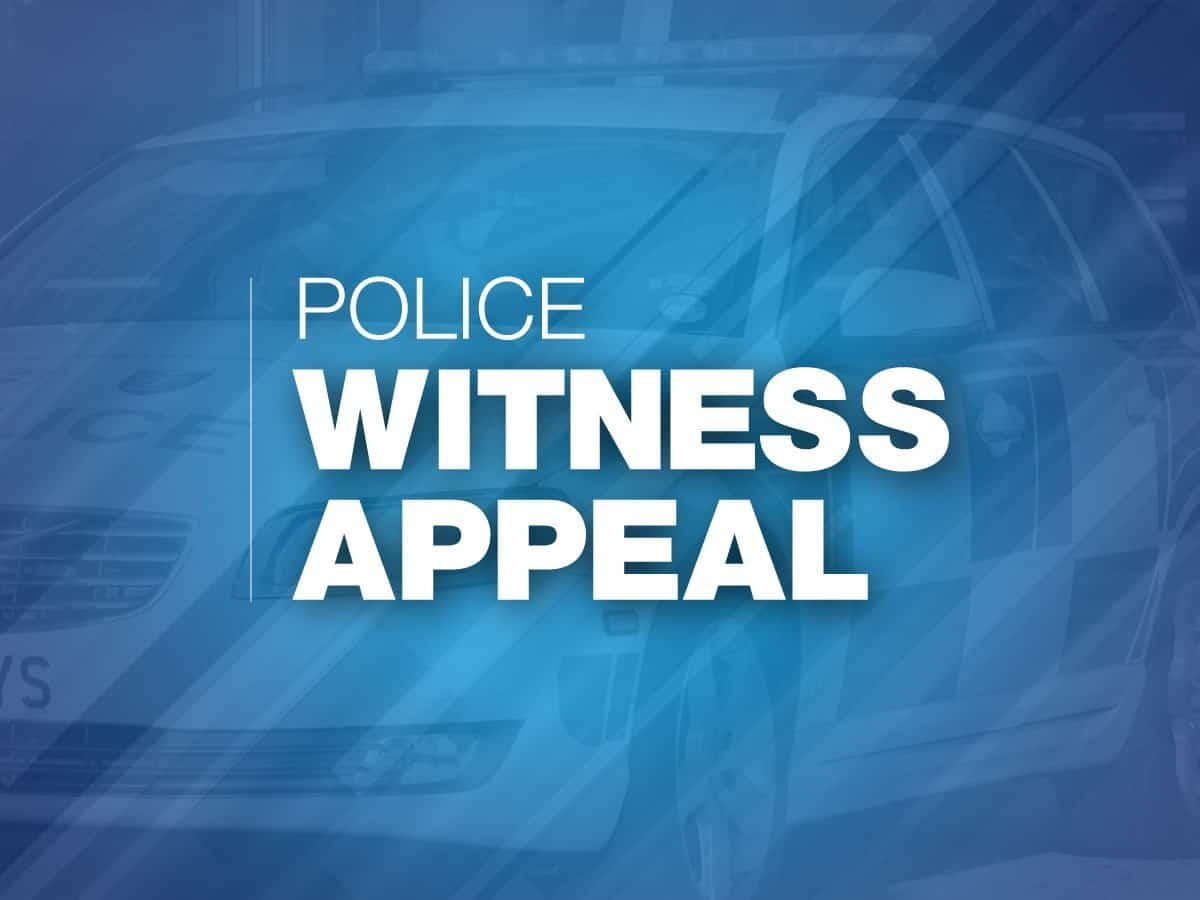 Lancashire Constabulary appeal for any witnesses after reports of a teenage girl walking into the sea