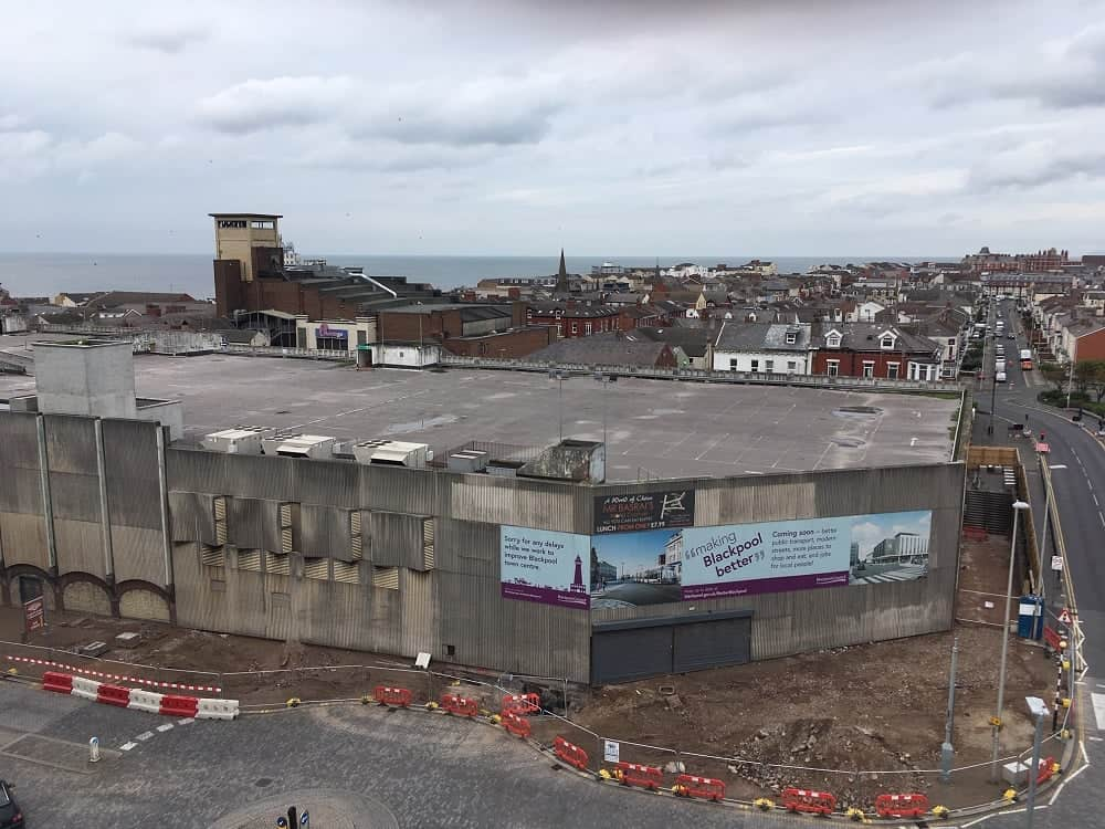 Major Road Closure Alert as Blackpool Wilko to be Demolished