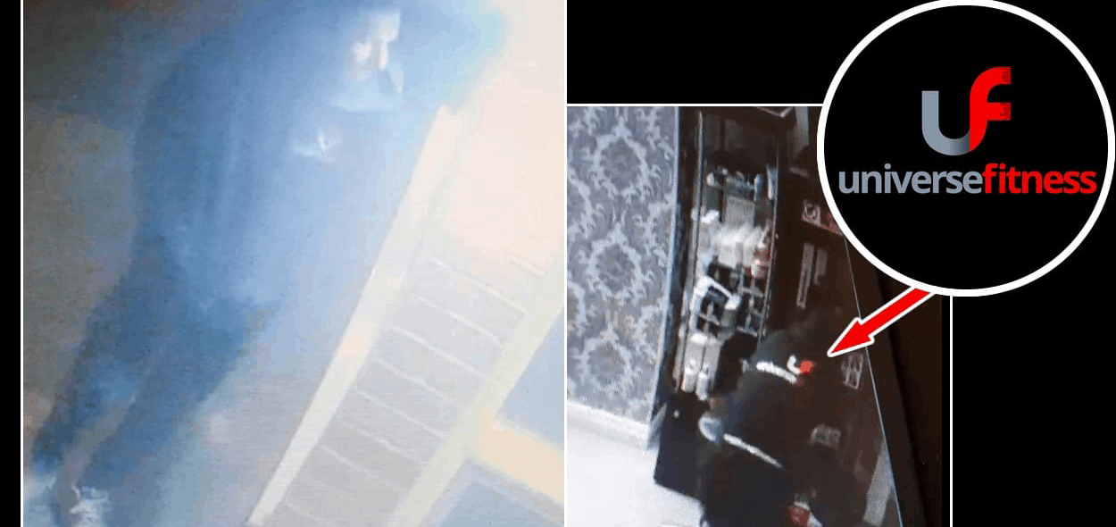 DO YOU KNOW THIS MAN?: Local thief breaks into Blackpool hair salon, CCTV footage shows suspect
