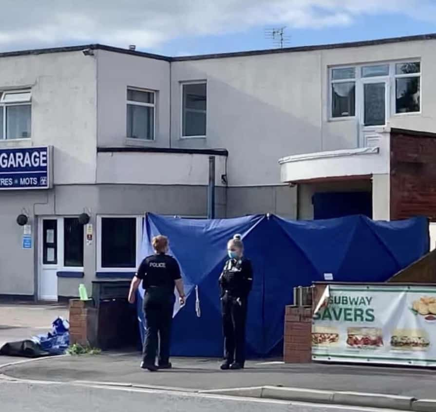Serious Incident on Squires Gate Lane
