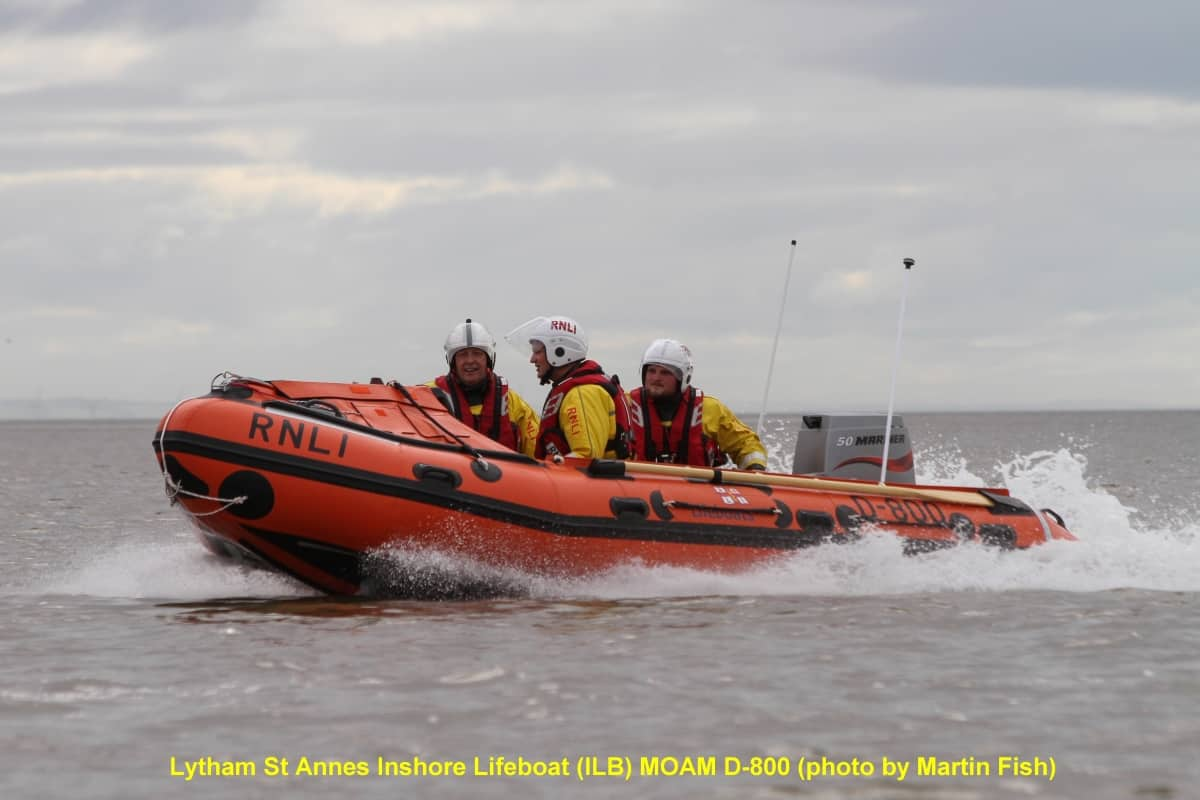Breaking News: Lifeboat Called Out
