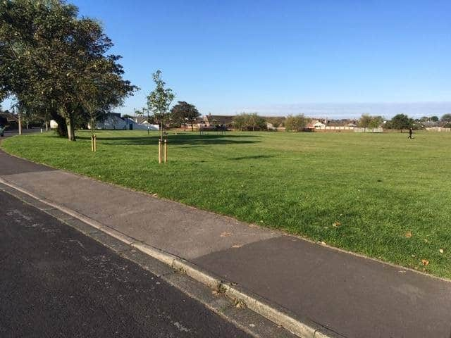 New Bollards To Restrict Vehicle Access To Ramsgate Road Park and Blackpool Road Playing Fields