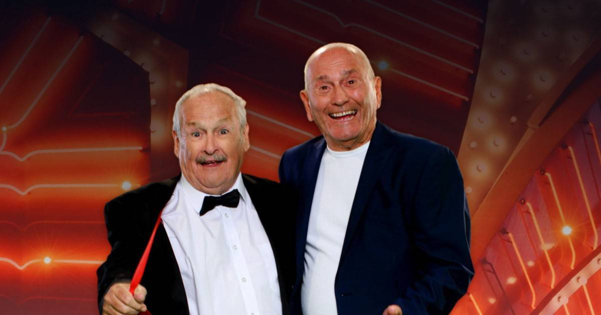 Cannon and Ball to Star in Four Pre-Christmas Shows At The Lowther