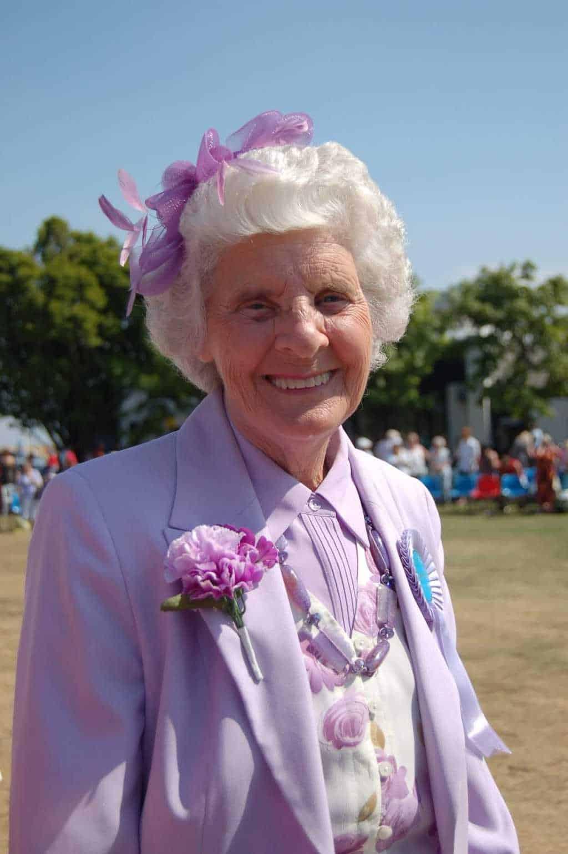 Lytham Club Day Hon Life President Mrs Margaret Wignall passed away yesterday