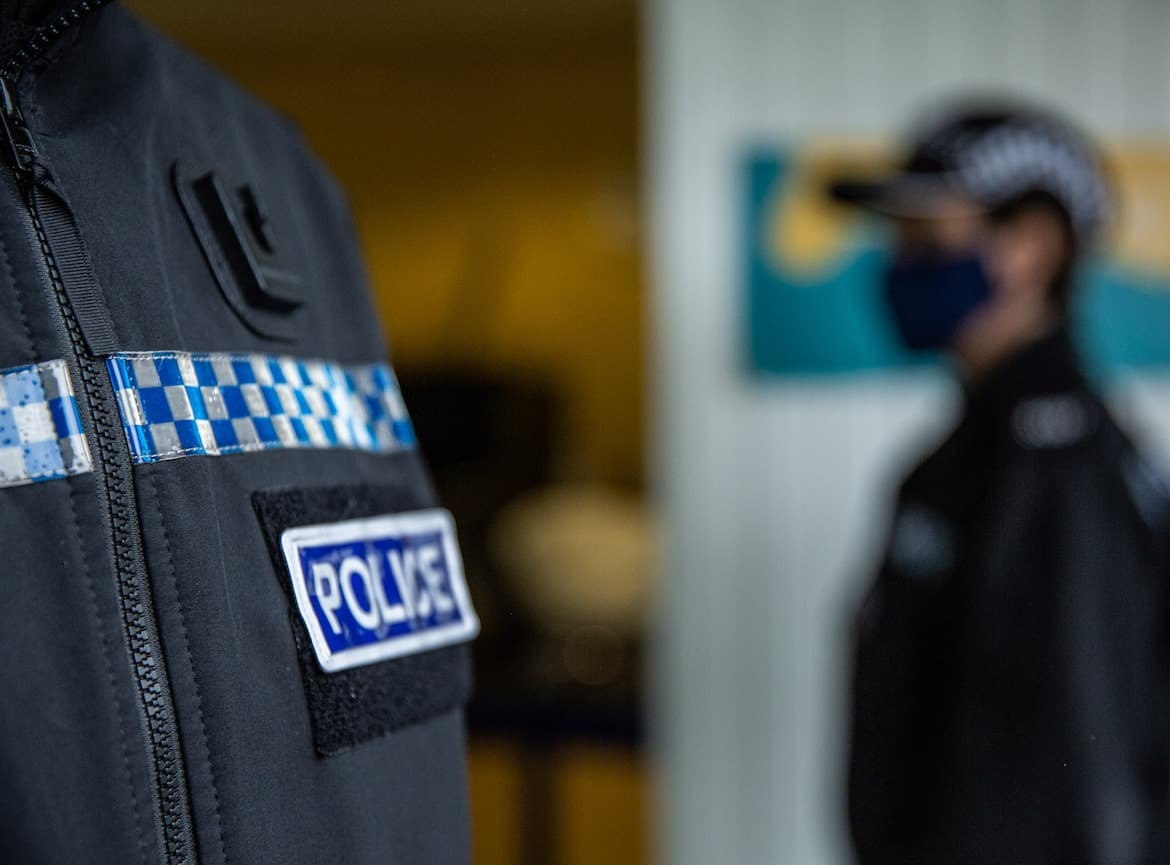 Snitch on More than Six – But Don't Call the Police, Use the Online Form!