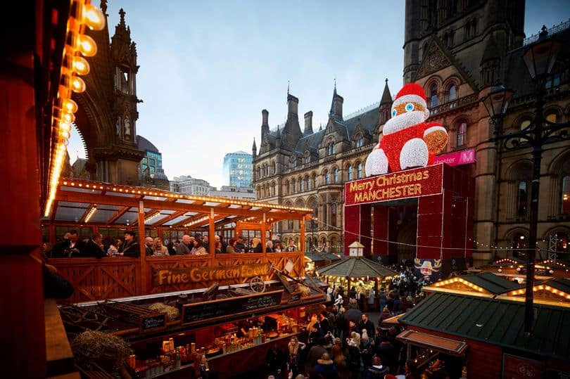 COVID Cancels Christmas – Manchester Christmas Markets Officially AXED for 2020 ❌🎄